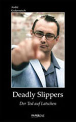 Deadly Slippers Buchcover